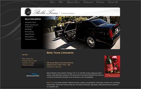 Bella Tours Limousine