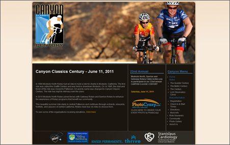 Canyon Classic Century